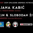 DJ Tijana Kabić u Sremskoj Mitrovici