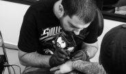 """Predstavljamo vam tattoo majstora Aleksandra Alena Dimića: Umetnost ili """"žvrljanje"""" po koži?"""