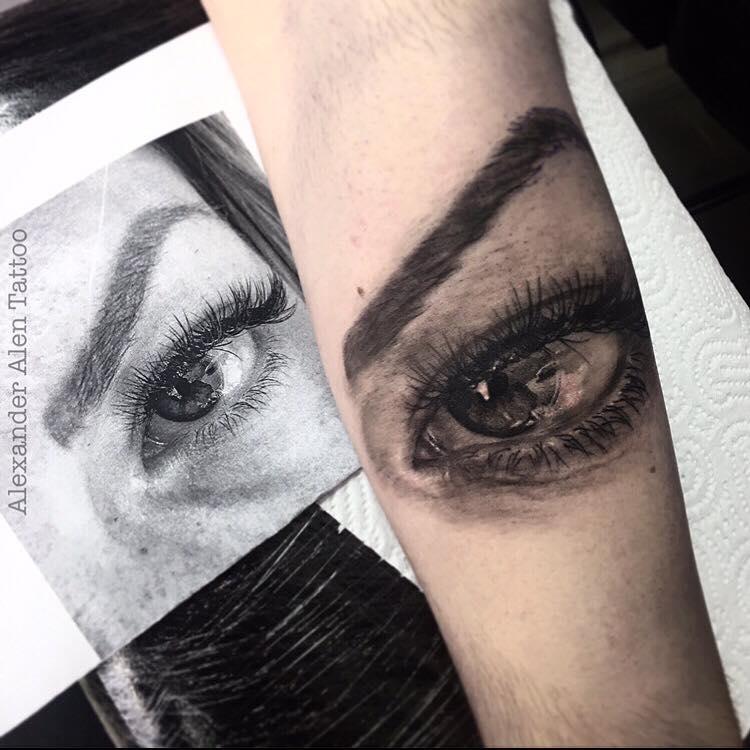 Predstavljamo Vam Tattoo Majstora Aleksandra Alena Dimića