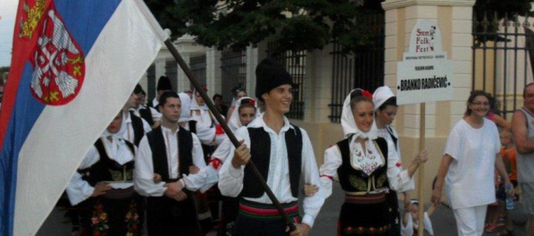 """U avgustu Međunarodni festival folklora """"Srem Folk Fest"""""""