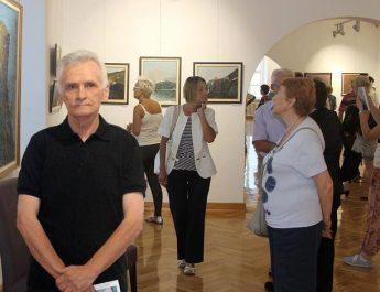Izložba slika i crteža Radovana Kuzmanovića u galeriji još dve nedelje