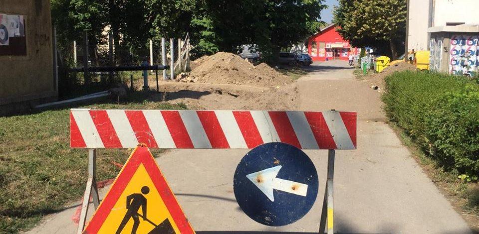 Uskoro rekonstrukcija Železničke ulice