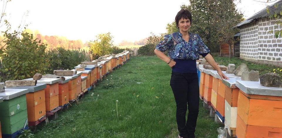 Ljiljana Sretenović: Pčelarka iz Noćaja