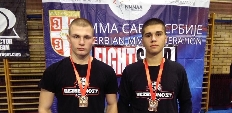 Vicešampion Srbije Nenad Mićanović: Rušim predrasude o MMA