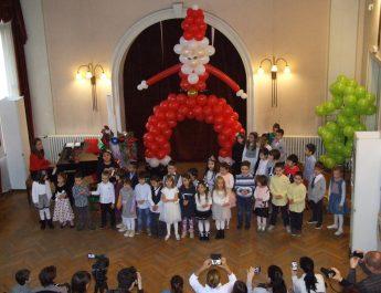 Novogodišnji koncert mališana muzičke škole