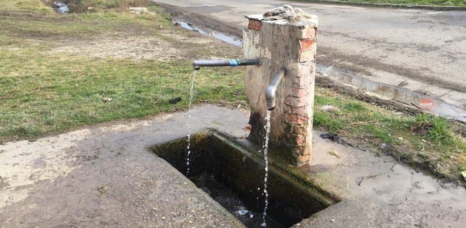Spisak arterskih česmi na kojima voda NIJE ispravna za piće