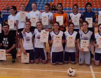 Održano Međuokružno prvenstvo u futsalu za pionirke