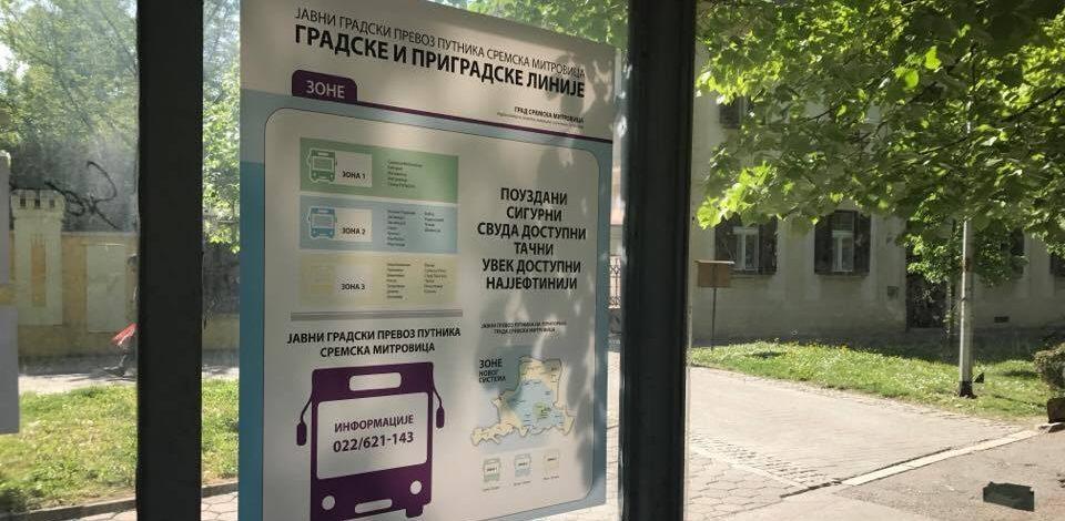 VAŽNO OBAVEŠTENJE: Nove trase gradskog prevoza
