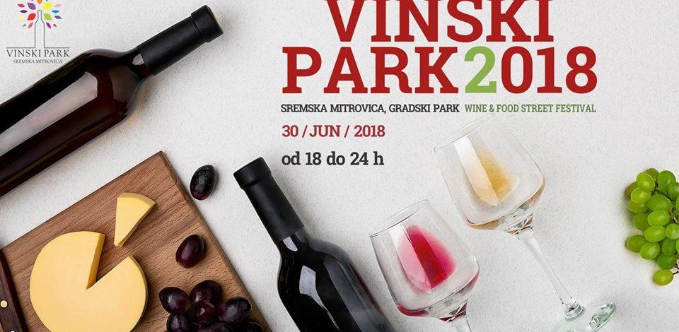 """""""Vinski park"""" krajem meseca"""