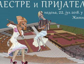 """Koncert """"MAESTRE I PRIJATELJI"""" na Žitnom trgu"""
