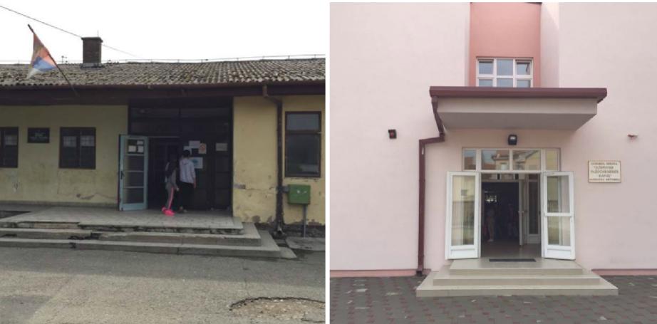 Svečano otvorena nova škola u Mačvanskoj Mitrovici FOTO, VIDEO