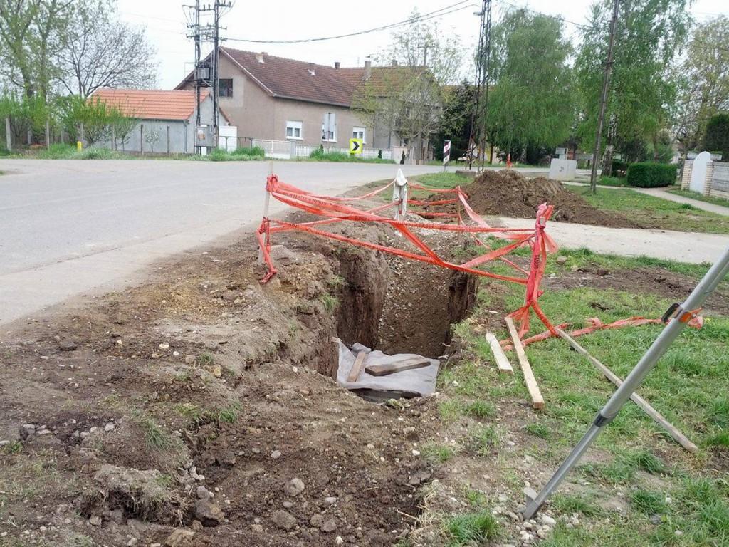kanalizacija radovi