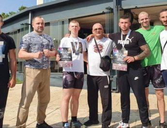 MMA open 2020: Dve medalje za mitrovčane
