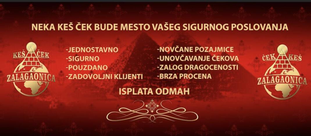 Zalagaonica Keš Ček